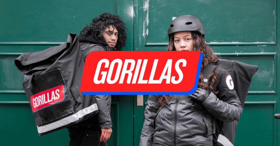 독일에서 가장 빨리 유니콘이 된 스타트업 – 고릴라스 (Gorillas)