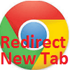 New tab in Chrome