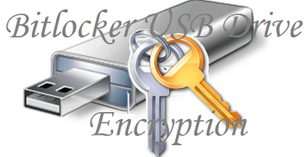 Encrypt USB Drive with BitLocker In Windows 7