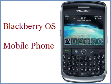 Mobile Phones Operating Systems