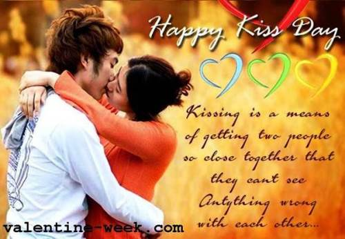 Happy Kiss Day 2020: Wishes, Messages, Quotes, Images, Facebook & Whatsapp status