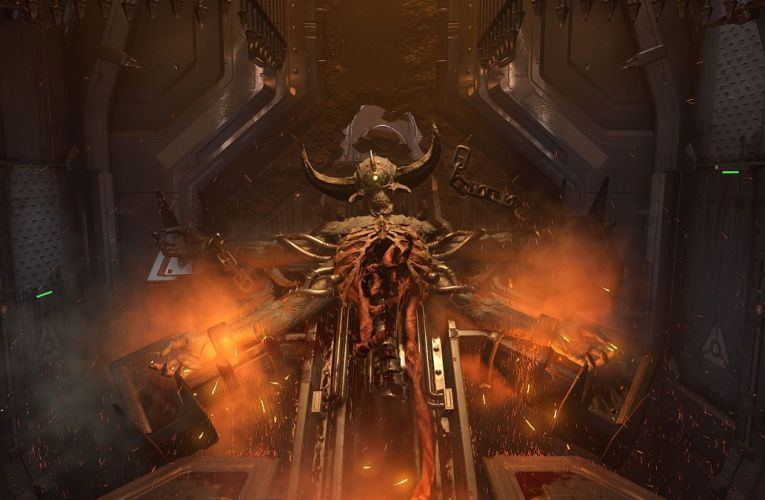 Doom Eternal PC performance: 4K60 with an Nvidia GeForce RTX 2060 Super