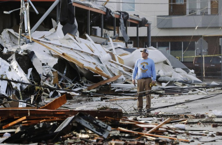 Tornadoes In Tennessee Kill At Least 25