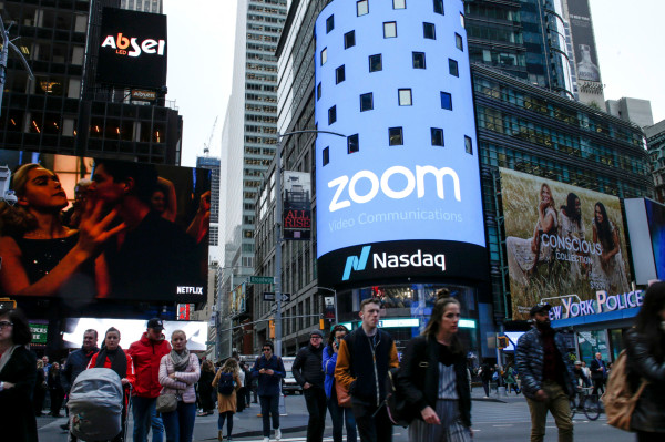 Looking back at Zoom's ascent a year after it filed to go public