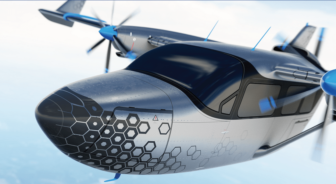 E-plane VoltAero tests new Safran electric motors