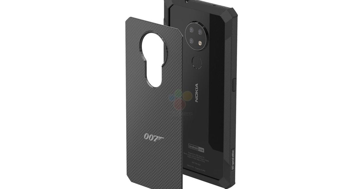 James Bond Kevlar case makes cheap Nokia phone look bulletproof
