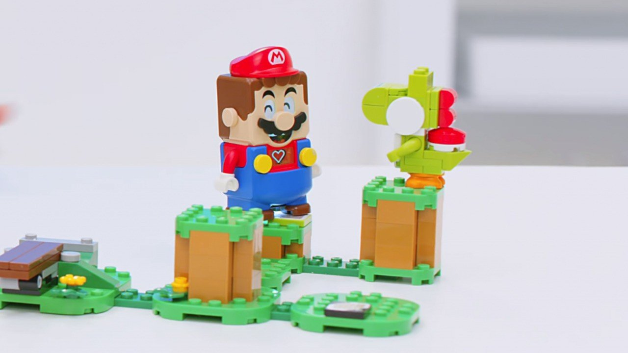 LEGO Wants To Create More Nintendo-Themed Sets