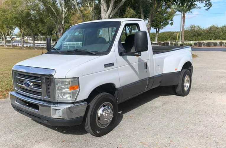 Ford E-Series Dually Pickup Conversion Is Van-Tastic