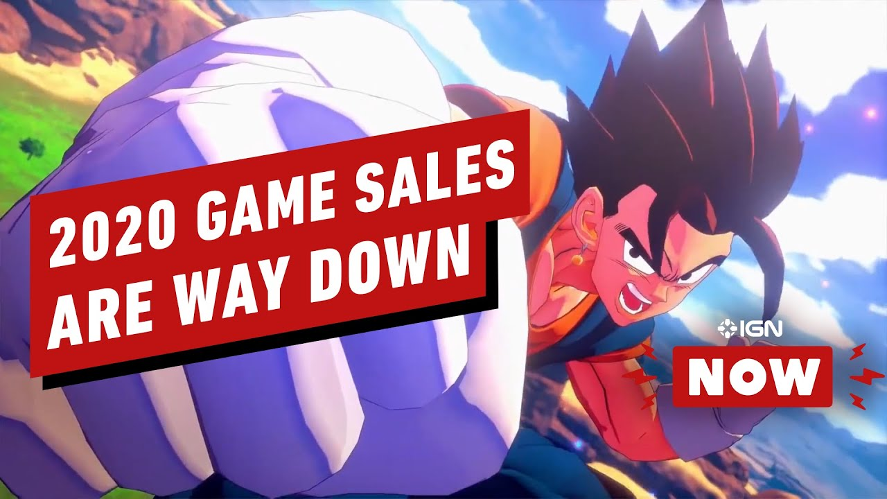 NONE of February's Top 10 Selling Games Were New Releases