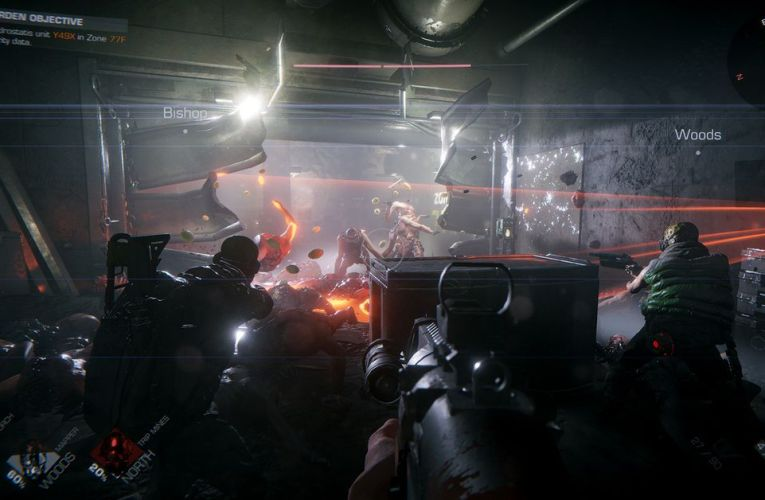 GTFO, the co-op shooter inspired by Left 4 Dead, is getting all-new levels