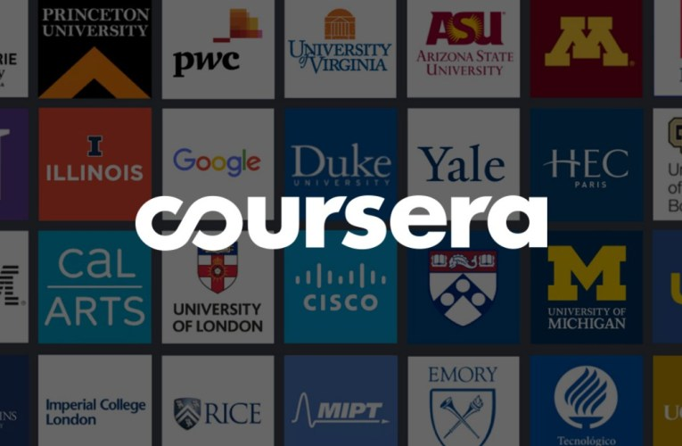 Coursera offers 3,800 free courses for the unemployed worldwide