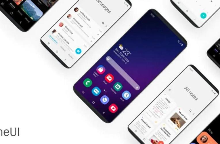 Galaxy S9 and Note 9 get a One UI 2.1 update