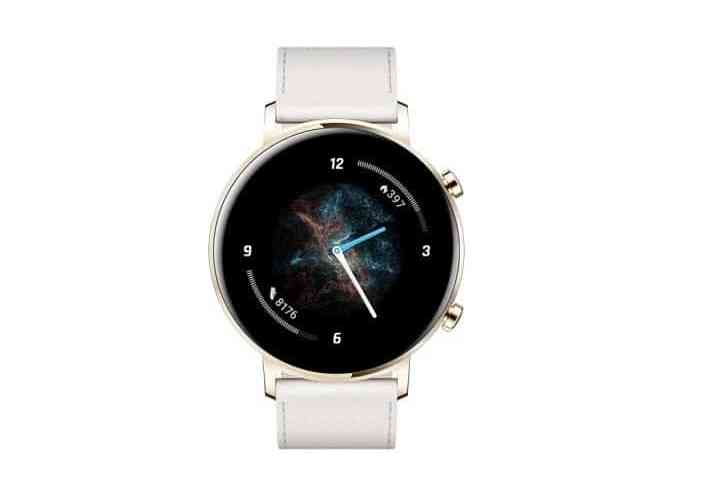 Huawei Watch GT2 white and red variants were offered for sale