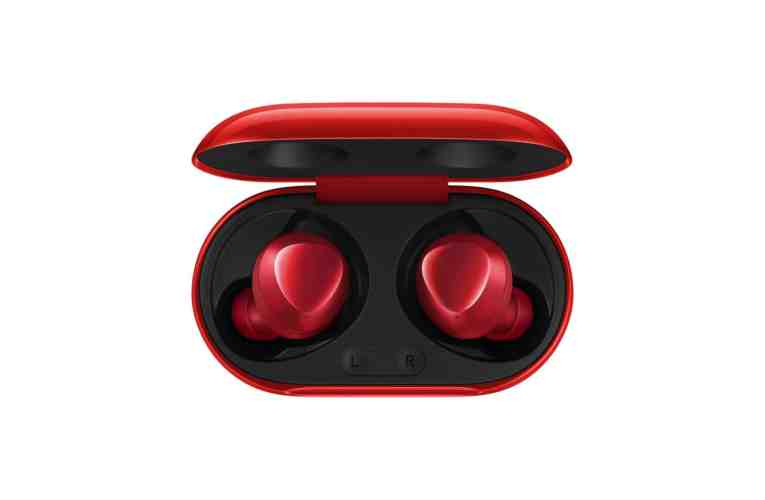 Red Galaxy Buds + are now traveling to Taiwan in late April