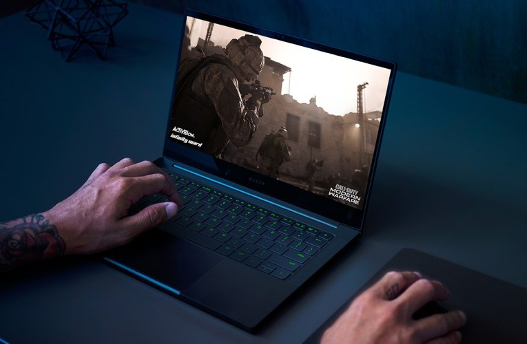 The Razer Blade Stealth 13 update features a 120 Hz display and faster GTX 1650 Ti graphics