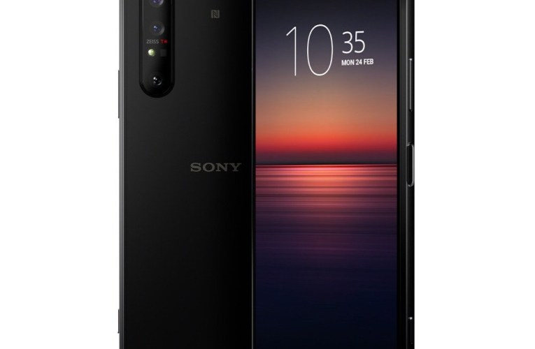 The SONY Xperia 1 II will go on sale this month