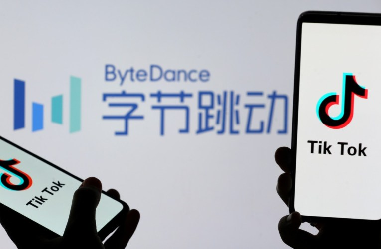 "TikTok owner ByteDance said he should remove the work place app to display ""foreign"" content"