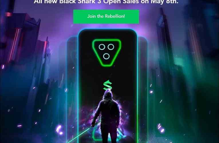 Black Shark 3 & Black Shark 3 Pro will land in Europe on May 8th