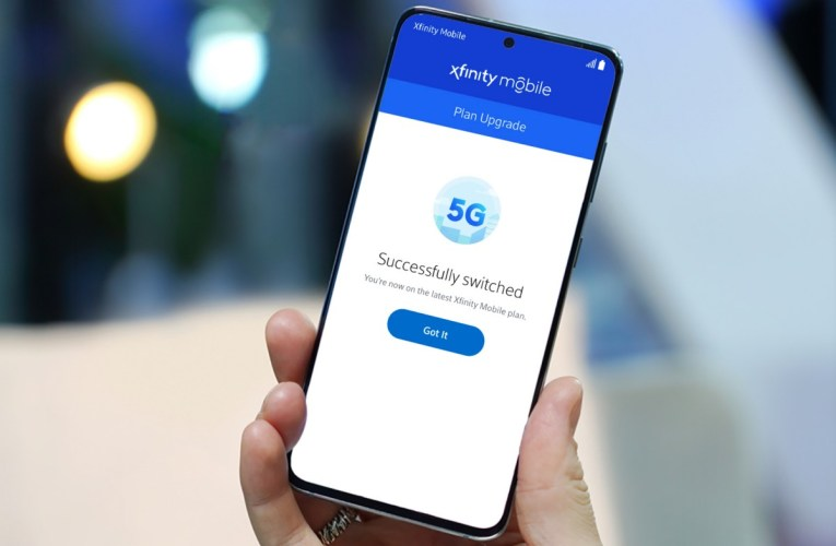 Comcast introduces new data plans with free 5G access for Xfinity Mobile customers
