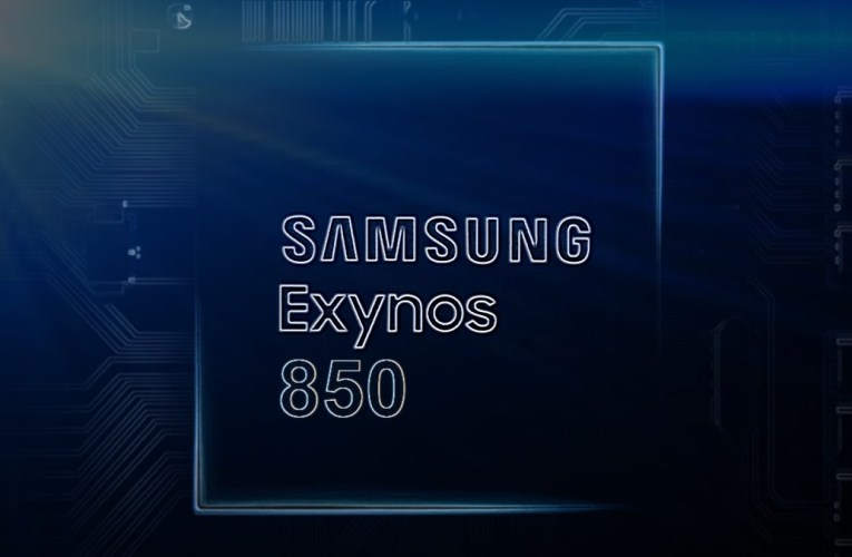 Exynos 850 is another Samsung internal chip for mid-range phones