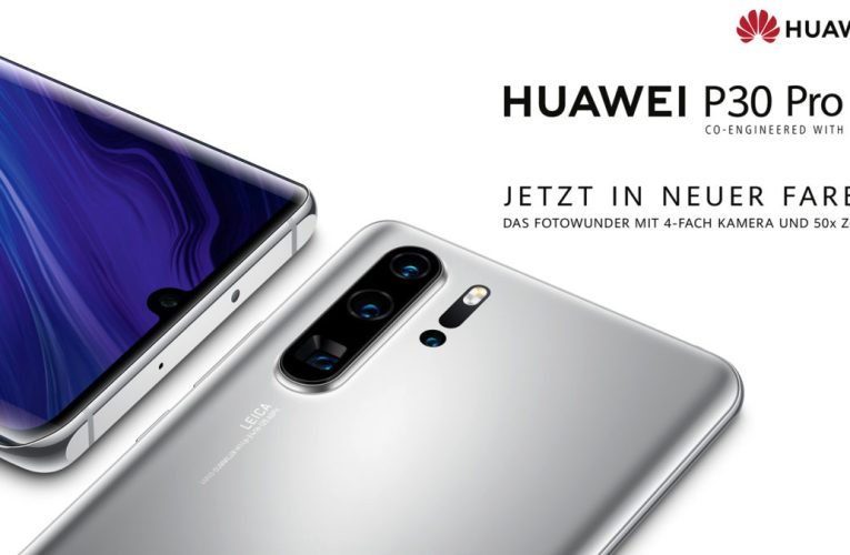 Huawei P30 Pro New Edition introduced in Germany with Google Mobile Services