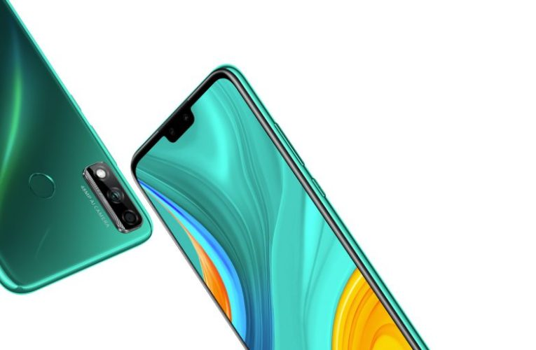 HUAWEI Y8s with two front and rear cameras become official