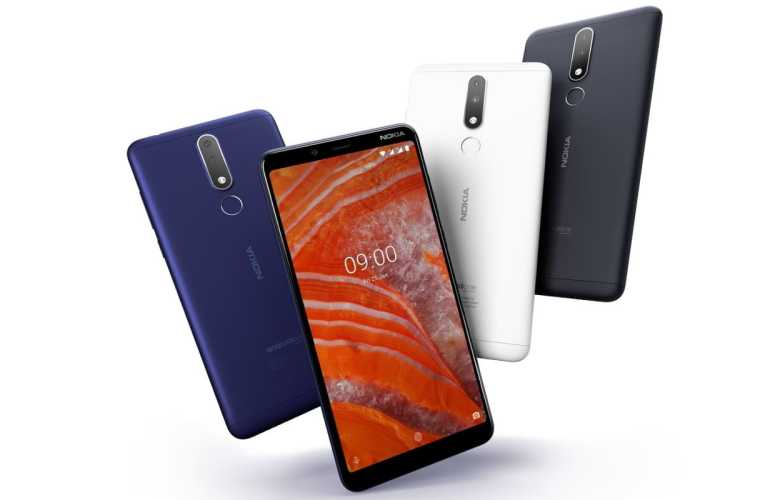 Nokia 3.1 Plus receives an Android 10 update with the April 2020 security patch