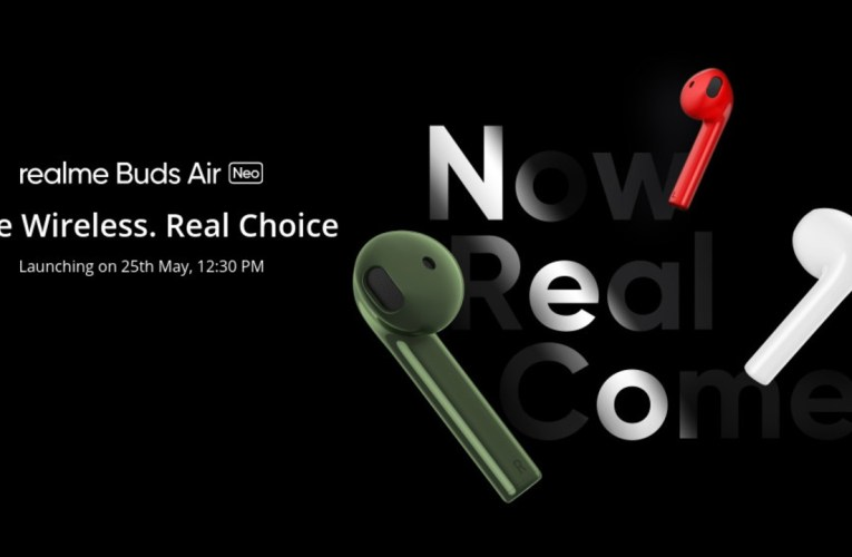 Realme Buds Air Neo with 13mm drivers was launched in India for 2,999 rupees (~ $ 39).