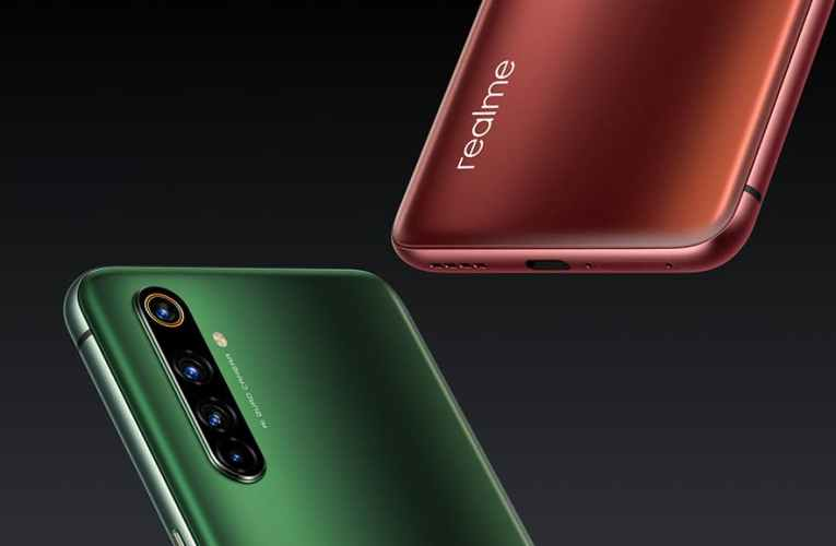 Realme X50T 5G discovered: Realme is flooding the market!