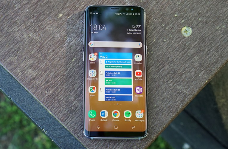 Samsung Galaxy S8 and S8 + are now updated quarterly