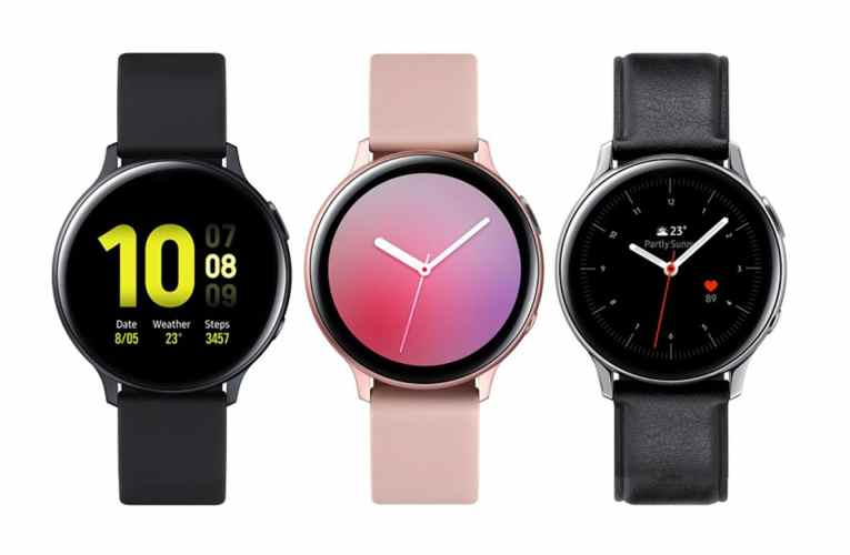 Samsung Galaxy Watch Active2 receives an EKG in South Korea