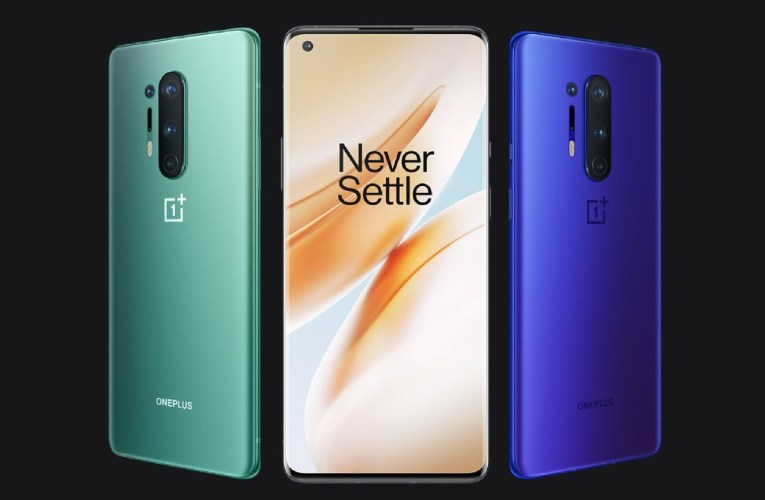 The new OnePlus 8, 8 Pro OxygenOS updates offer improved camera dirt detection, front camera and more