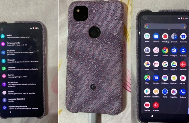 These are the results of the Google Pixel 4a performance and battery test