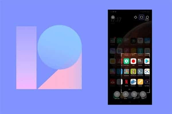 Xiaomi MIUI 12 Beta brings a new function: freeform screenshot –