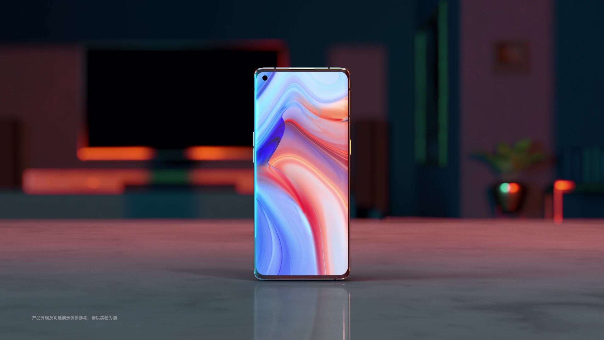 The global variant of Oppo Reno 4 Pro differs from the Chinese variant.