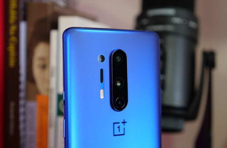 The new OnePlus 8 Pro update enables a photochrome camera in India