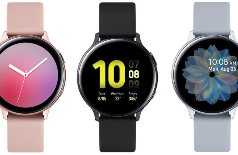 The Samsung Galaxy Watch Active 2 4G Aluminum Edition becomes official in India