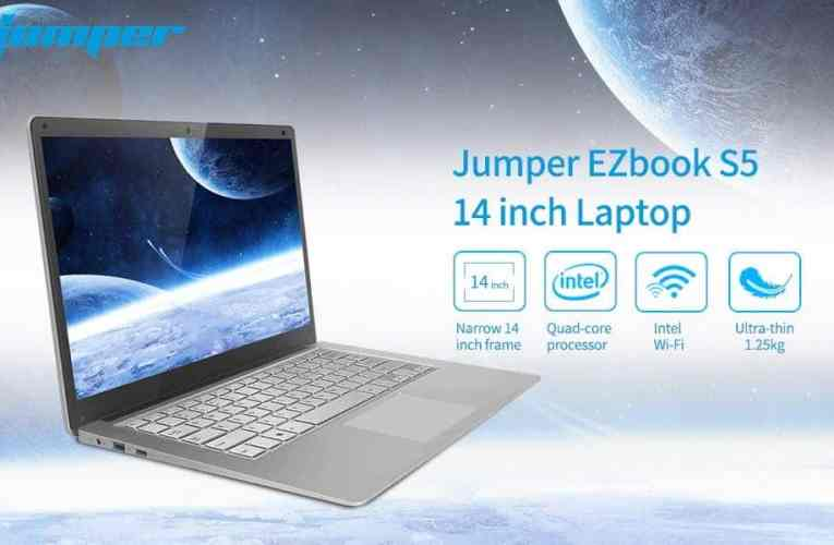 Various older jumper laptops receive high coupon discounts