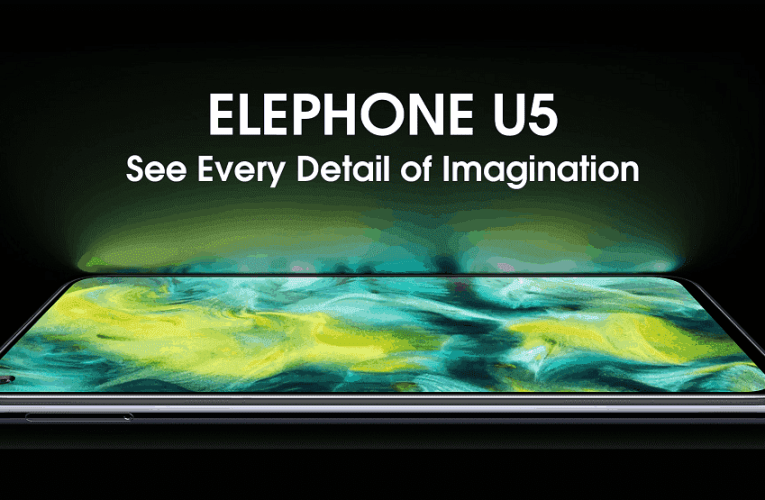 The new ELEPHONE U5 will start in a few days