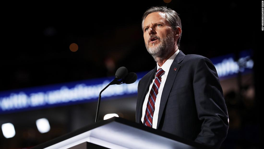 Jerry Falwell Jr.: Liberty University files lawsuit against the former president