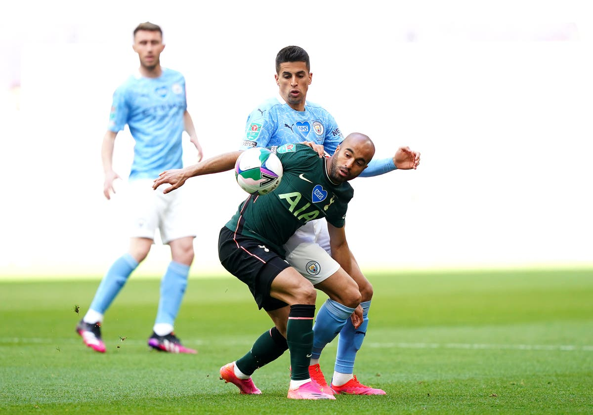 Man City vs Tottenham LIVE: Latest Carabao Cup final updates today