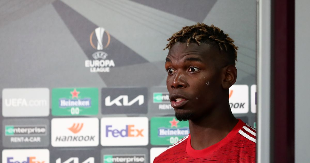 Paul Pogba lifts lid on Man Utd half-time chat that led to transformed display
