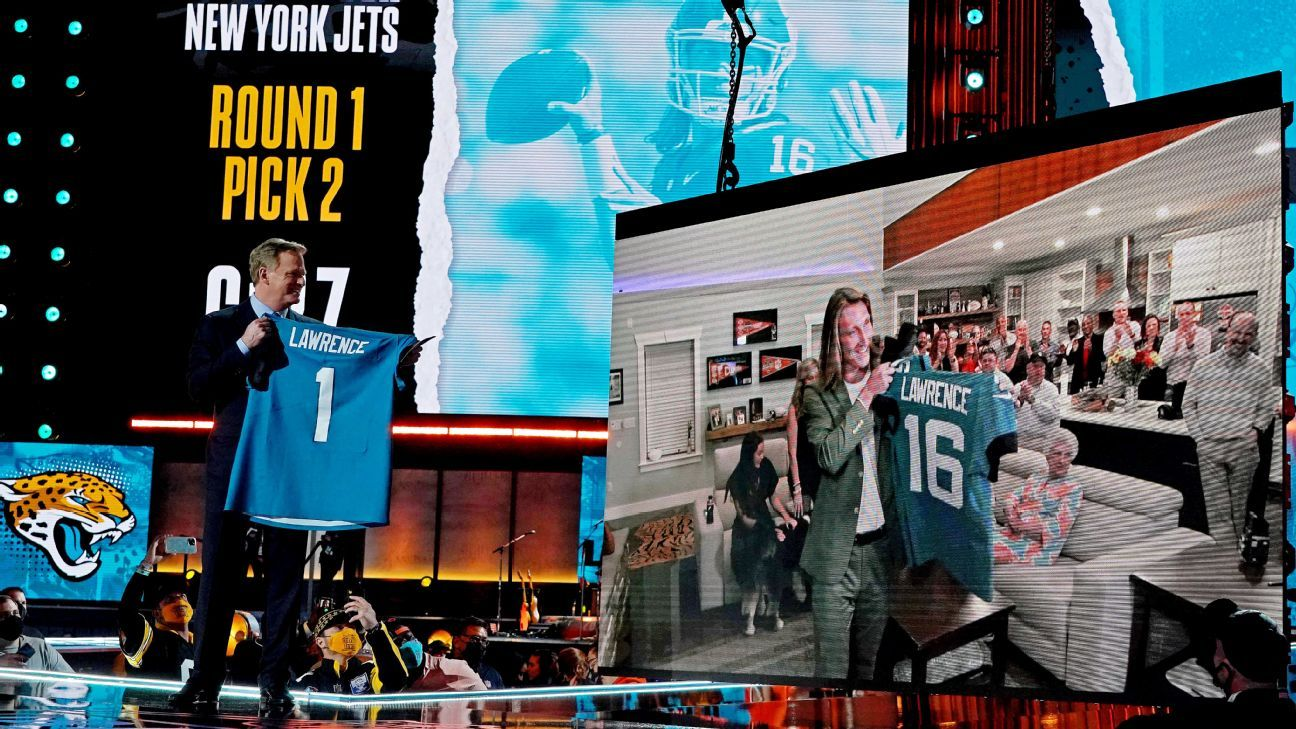 2021 NFL draft - Pros and cons for every first-round pick