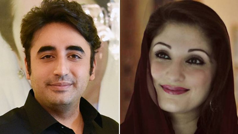 Bilawal, Maryam in battle of words as PPP bags NA-249