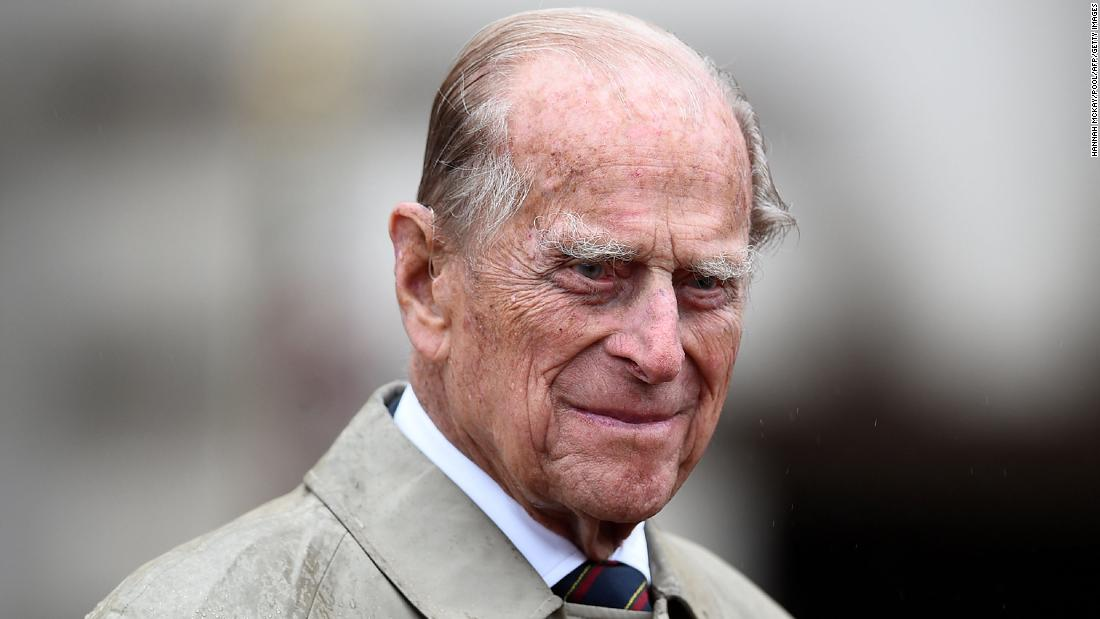 Britain mourns Prince Philip, longtime consort of Queen Elizabeth II