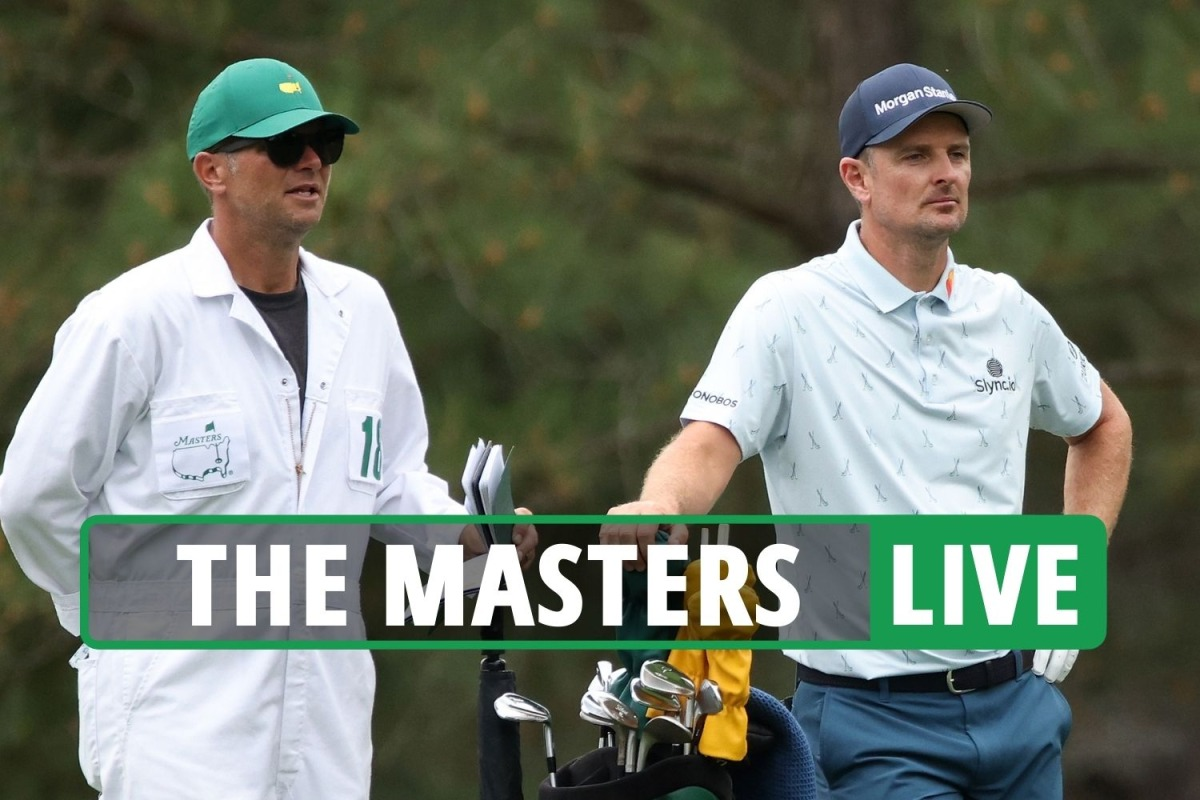Leaderboard, UK start time, stream, TV channel as Justin Rose (-7) steams into lead
