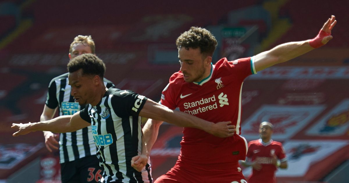 Liverpool analysis - Diogo Jota gamble backfires after Jonjo Shelvey insult