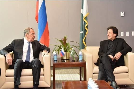 PM appreciates Russia's efforts for promoting Afghan peace process - Business Recorder