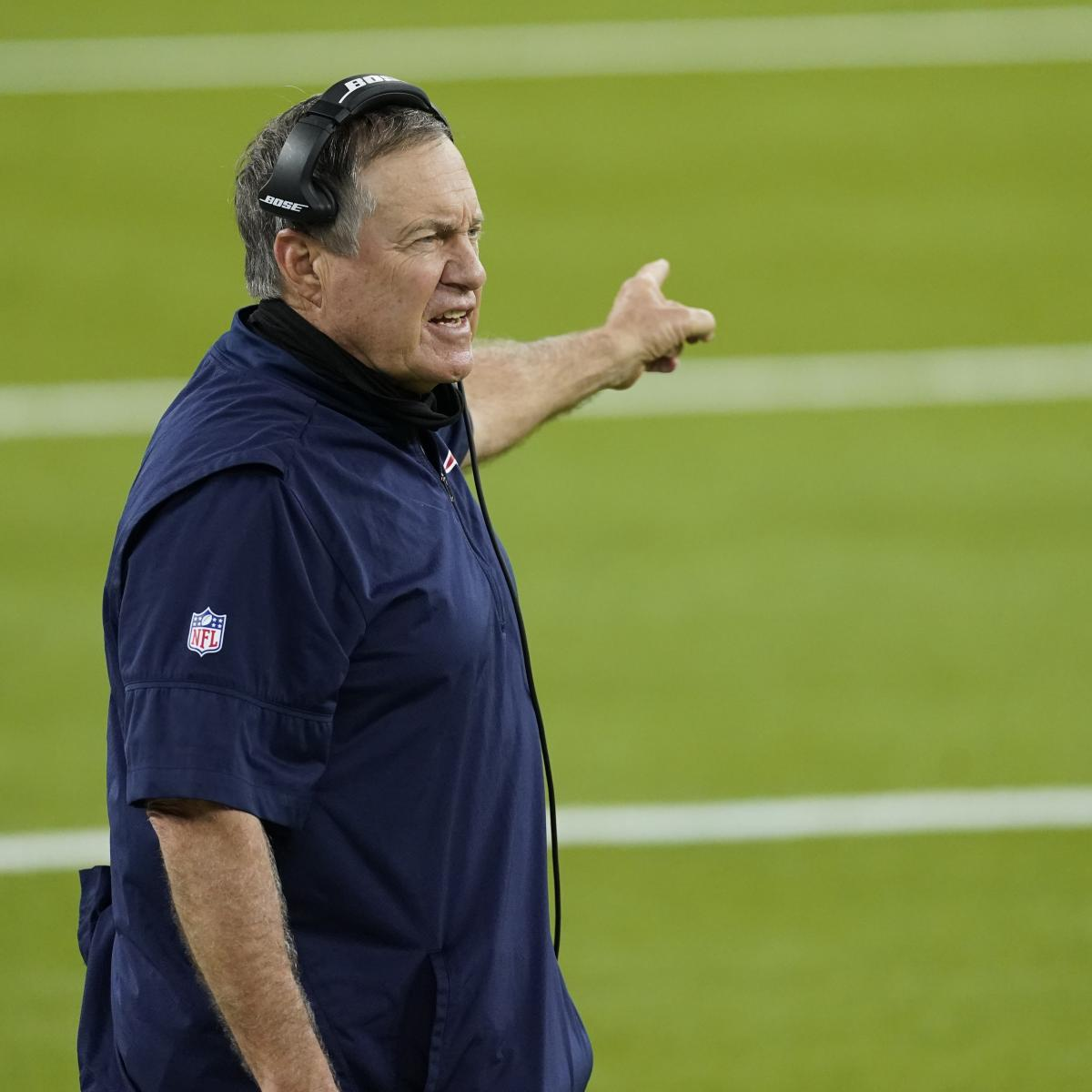Report: Patriots, Panthers Have Done 'Groundwork' on Trade for No. 8 Draft Pick | Bleacher Report