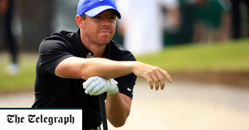 live score and latest updates from Augusta